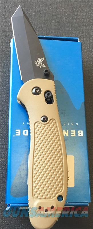 Benchmade 553BKSN Tanto Griptilian NIB NO CC FEES  Non-Guns > Knives/Swords > Knives > Folding Blade > Hand Made