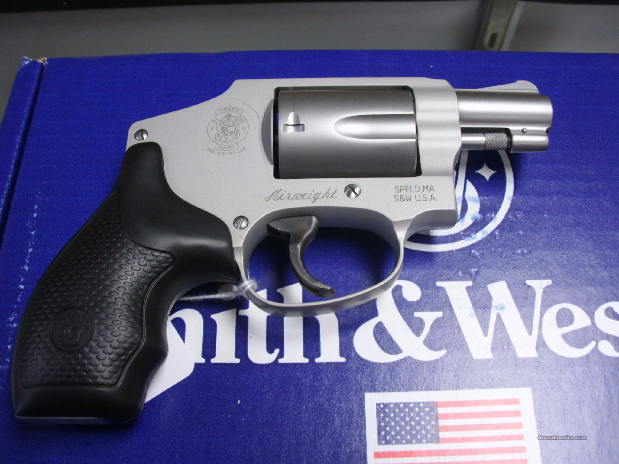 Smith & Wesson 642 Airweight 38SPL NEW   Guns > Pistols > Smith & Wesson Revolvers > Pocket Pistols