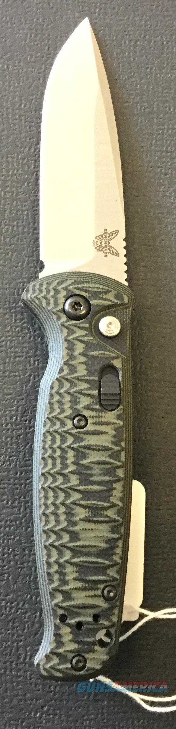 Benchmade 4300-1 CLA AUTO NIB NO CC FEES  Non-Guns > Knives/Swords > Knives > Folding Blade > Hand Made