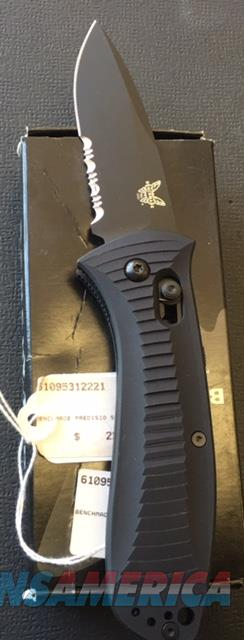 Benchmade 5000SBK NIB NO CC FEES  Non-Guns > Knives/Swords > Knives > Folding Blade > Hand Made