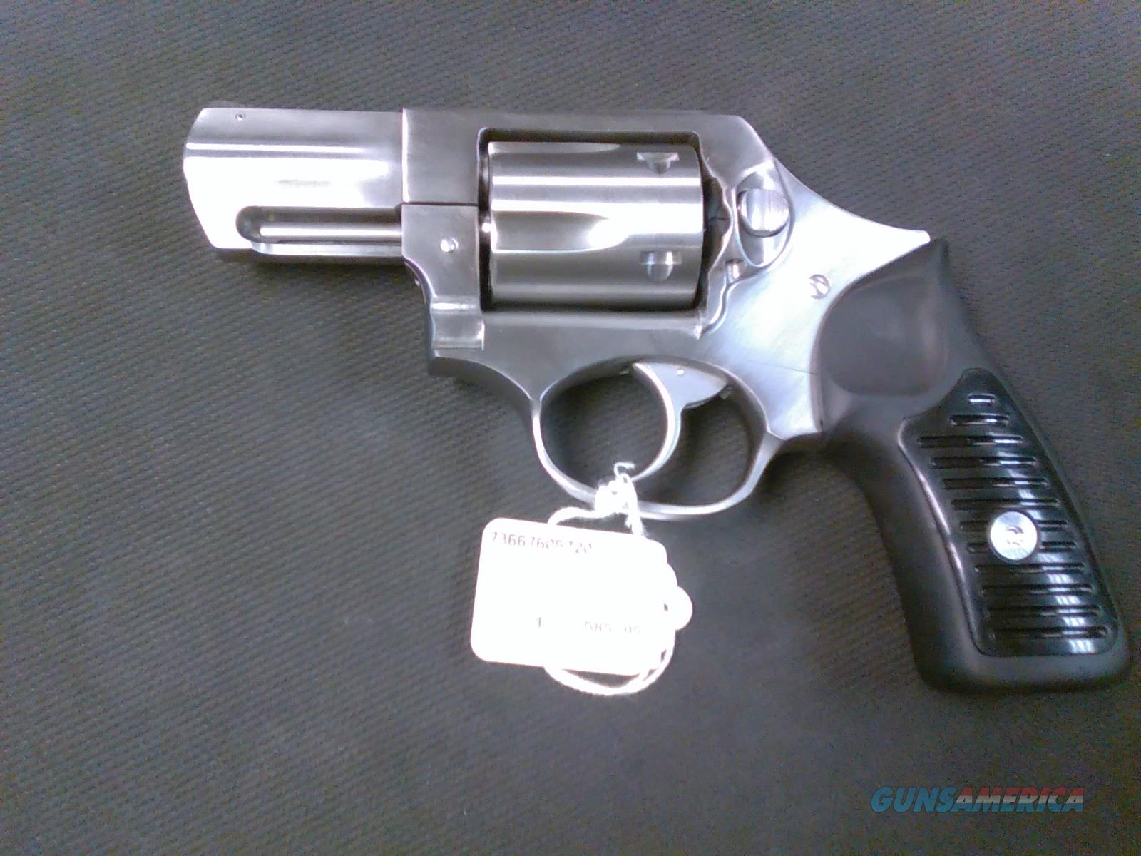Ruger SP-101 .357 Spurless Stainless NIB NO CC FEE  Guns > Pistols > Ruger Double Action Revolver > SP101 Type