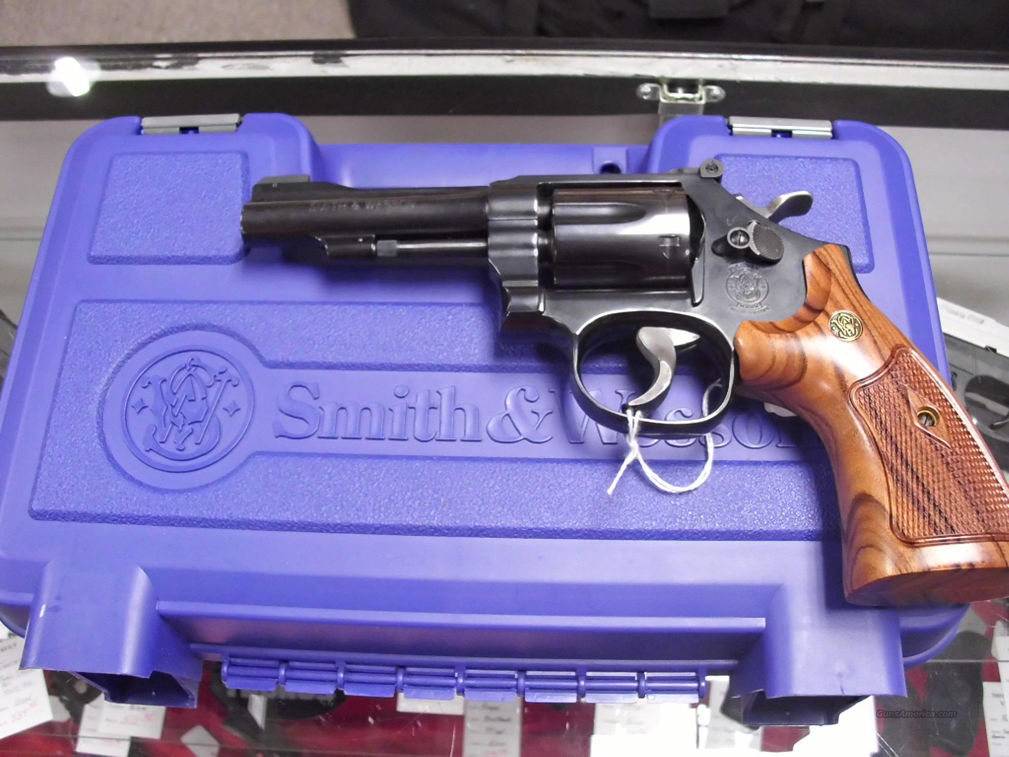 Smith & Wesson 18-7 22LR Used   Guns > Pistols > Smith & Wesson Revolvers > Full Frame Revolver