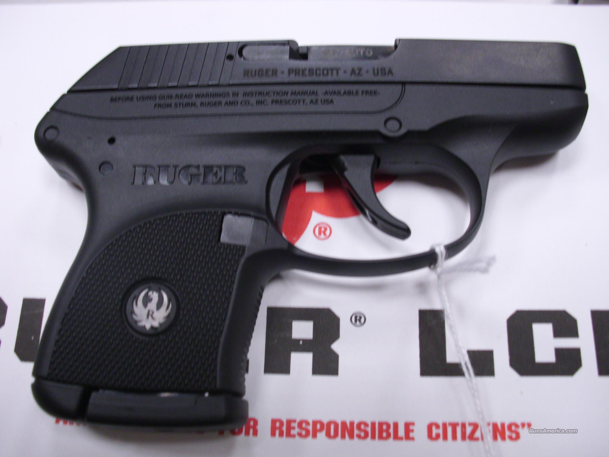 Ruger LCP .380 ACP New  Guns > Pistols > Ruger Semi-Auto Pistols > LCP