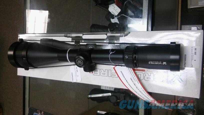 Vortex Crossfire II 6-24x50 AO NIB NO CC FEES  Non-Guns > Scopes/Mounts/Rings & Optics > Rifle Scopes > Variable Focal Length