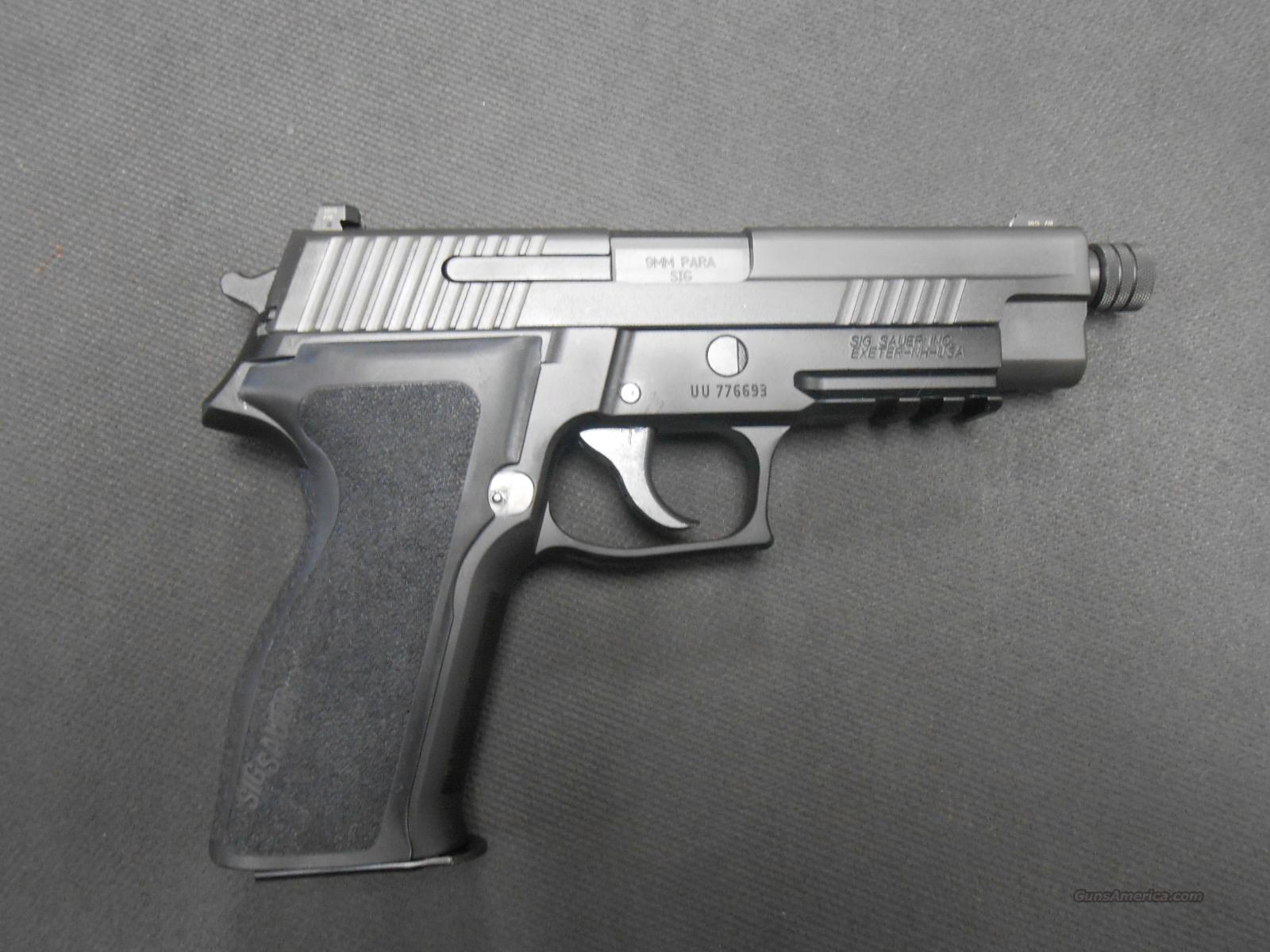 Sig P229 Special 9mm W226-9-SP (GR)  Guns > Pistols > Sig - Sauer/Sigarms Pistols > P229