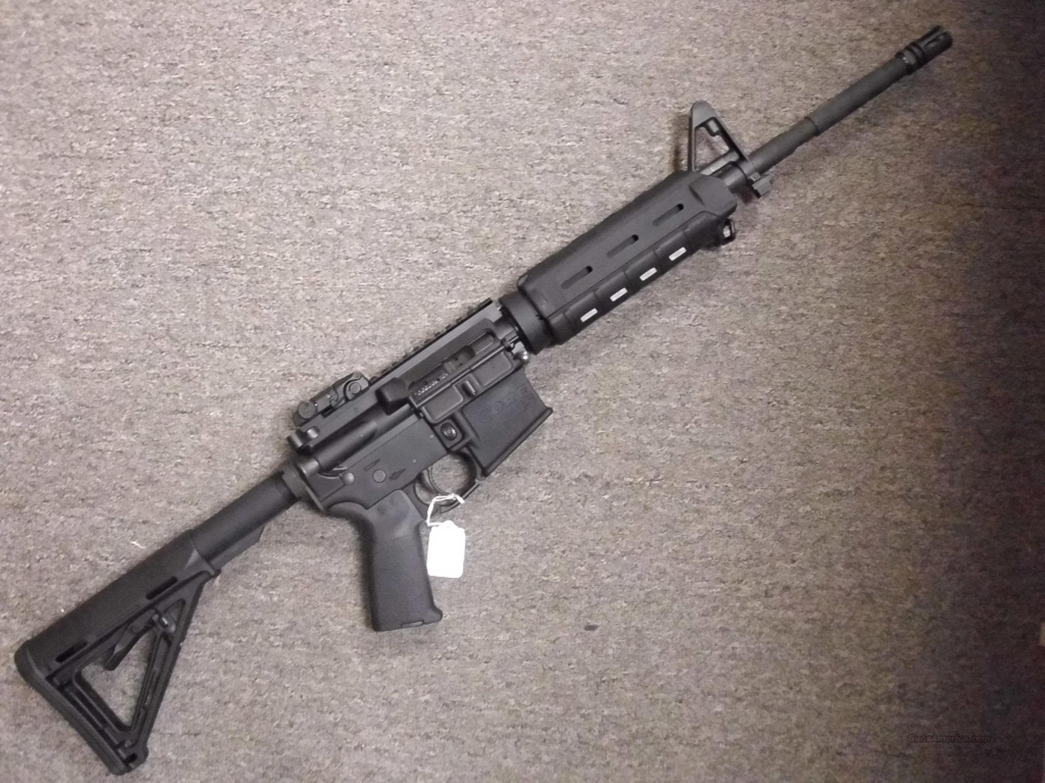 Core 15 MOE M4 5.56 New  Guns > Rifles > AR-15 Rifles - Small Manufacturers > Complete Rifle