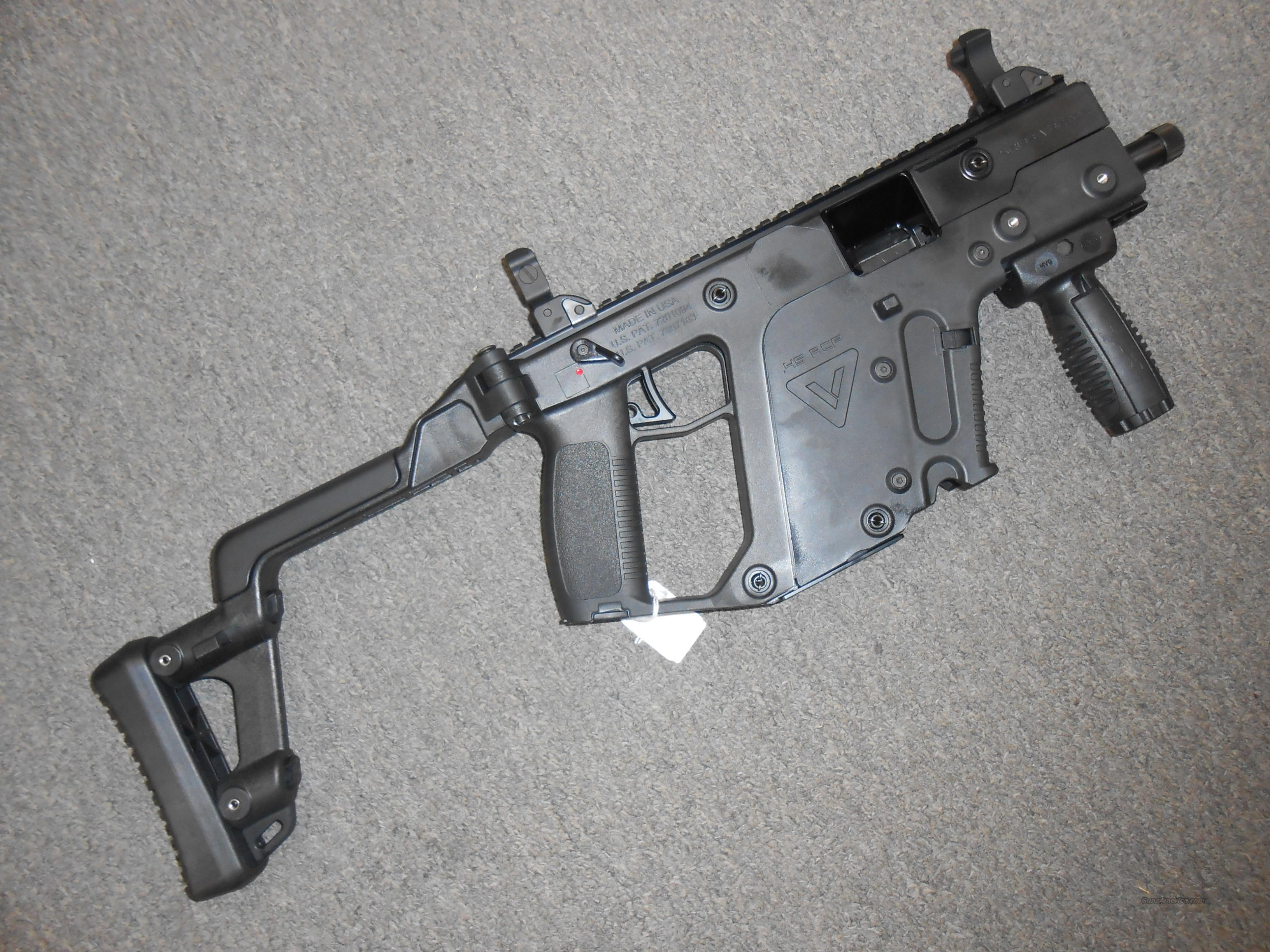 Kriss Vector SBR 45acp 5.5 NO CC Fees  Guns > Rifles > Kriss Tactical Rifles