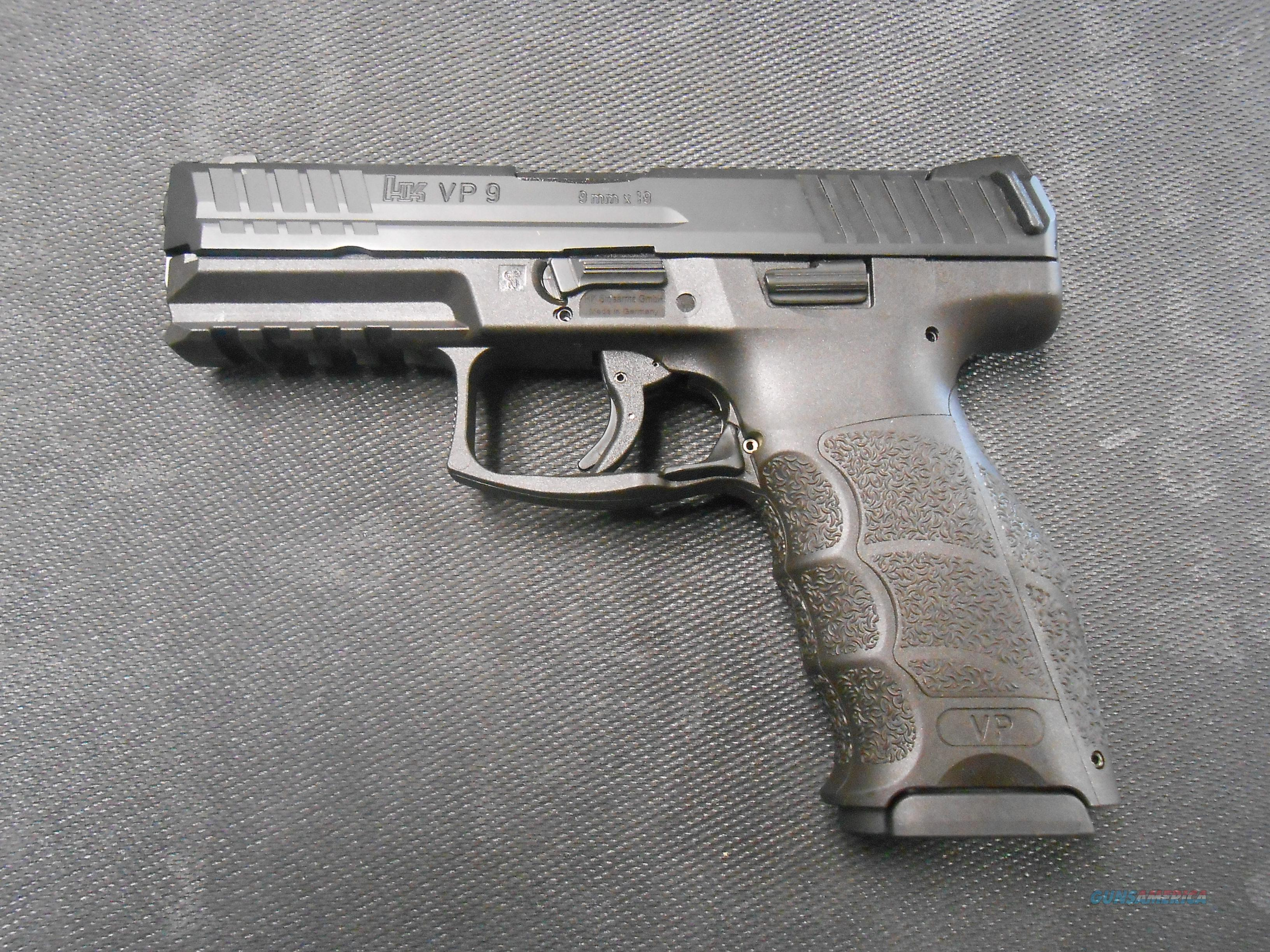 Fotos for sale new hk vp9 le 9mm pistol with night sights and 3