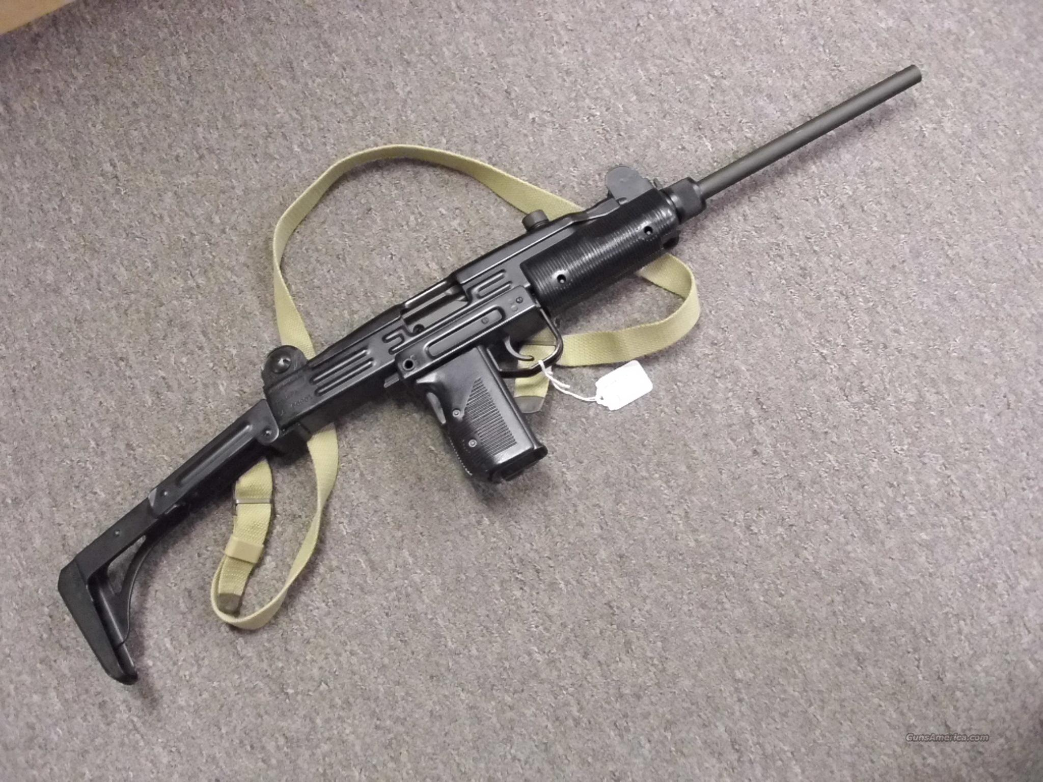 Action Arms Uzi Model B. 9mm Used   Guns > Rifles > A Misc Rifles