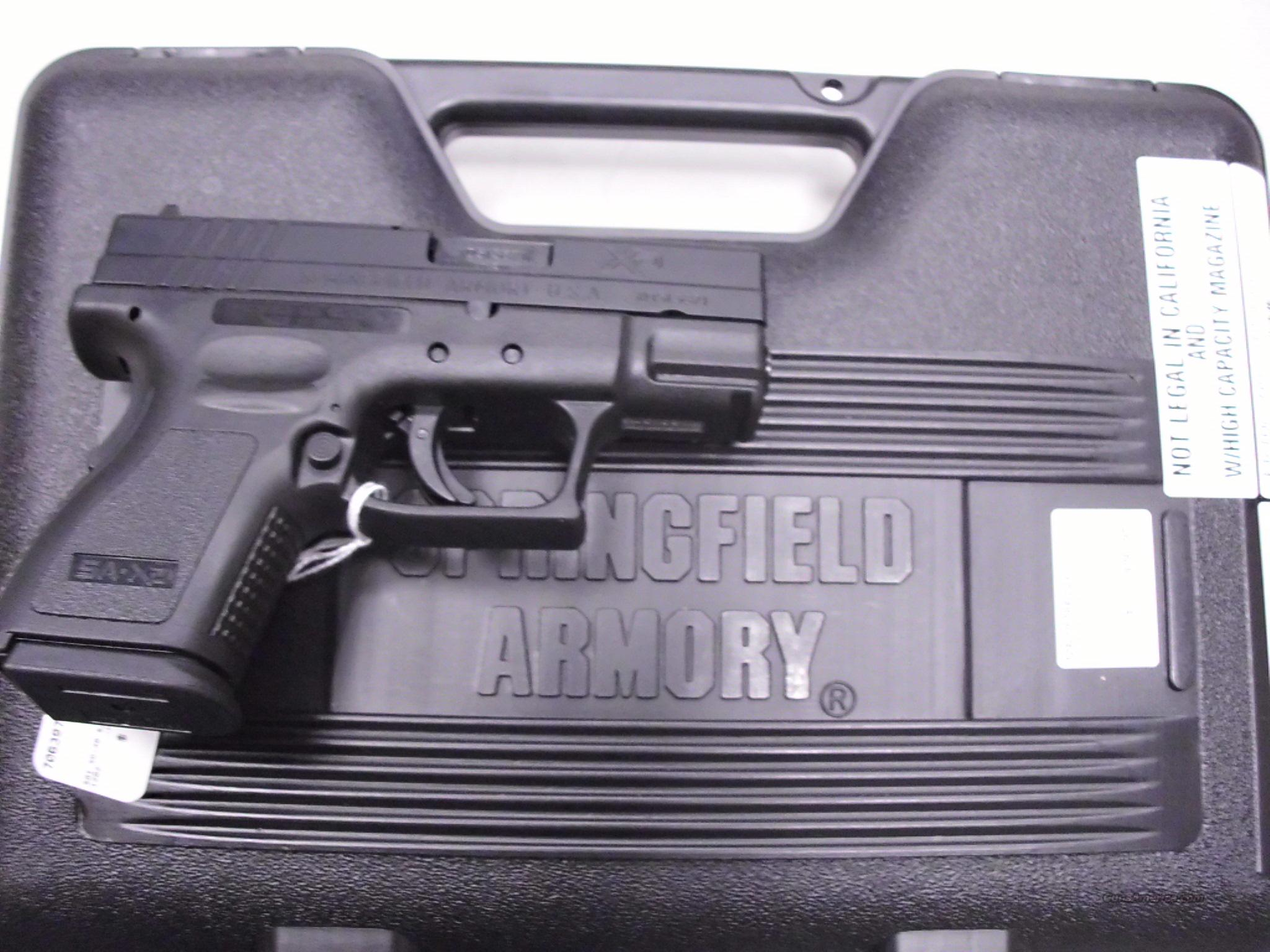 Springfield Armory XD40 Sub Compact 40SW NEW   Guns > Pistols > Springfield Armory Pistols > XD (eXtreme Duty)