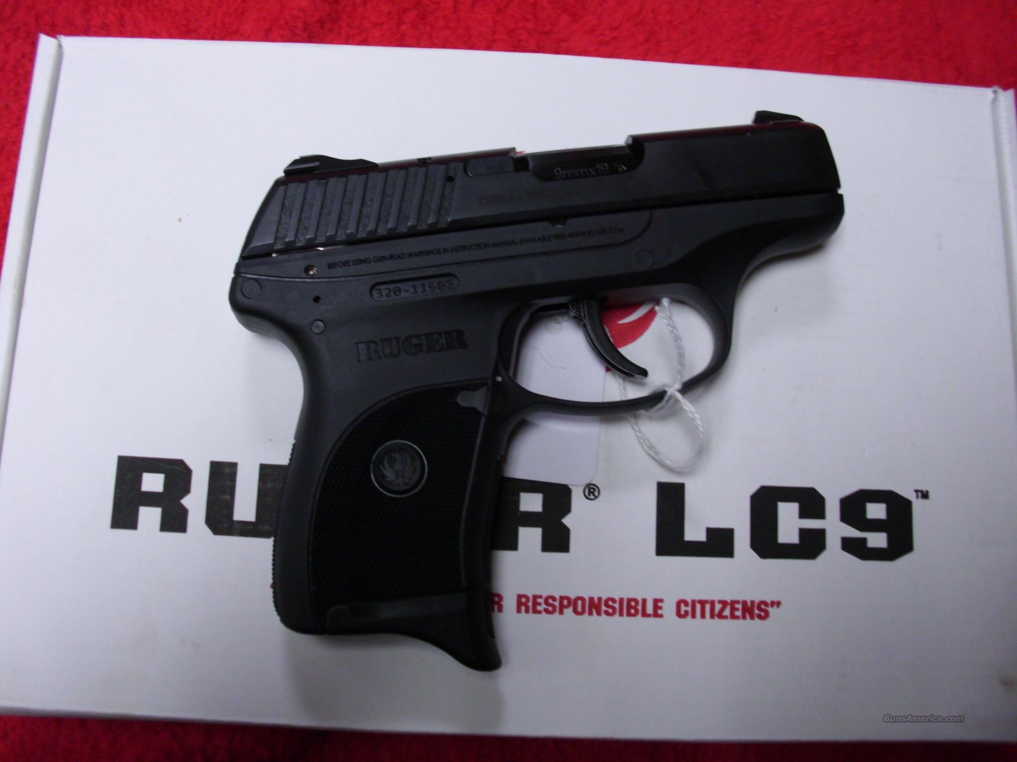 Ruger LC9 9mm NEW  Guns > Pistols > Ruger Semi-Auto Pistols > LCP