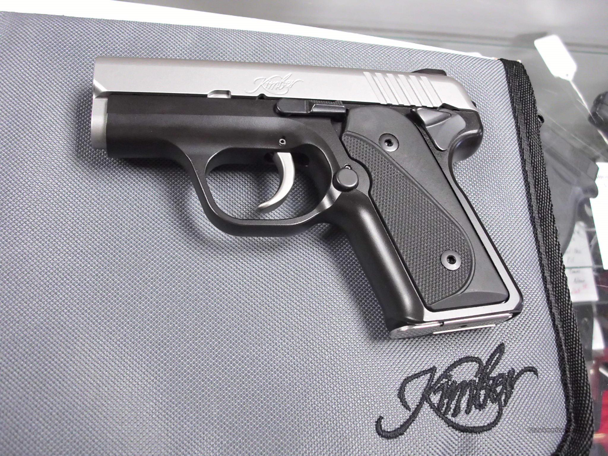 Kimber Solo 9mm Solo Carry   Guns > Pistols > Kimber of America Pistols