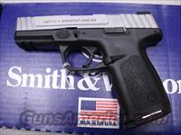Smith & Wesson SD9VE 9mm 10rd Model 123900  Smith & Wesson Pistols - Autos > Polymer Frame