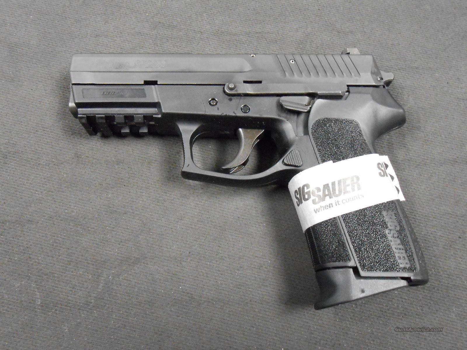 Sig SP2022 9mm Blk E2022-9-B NIB!