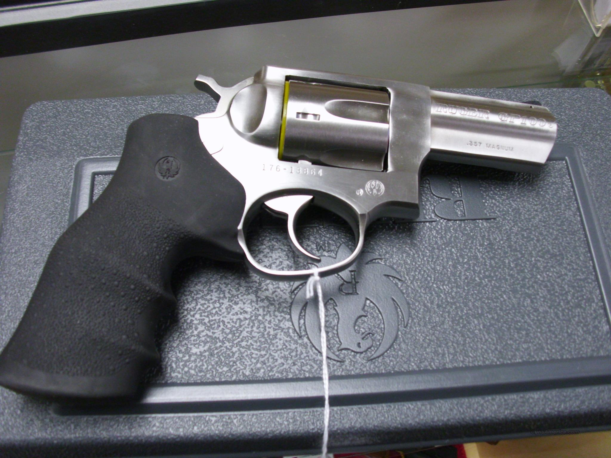 Ruger GP100 357 Mag NEW   Guns > Pistols > Ruger Double Action Revolver > Security Six Type