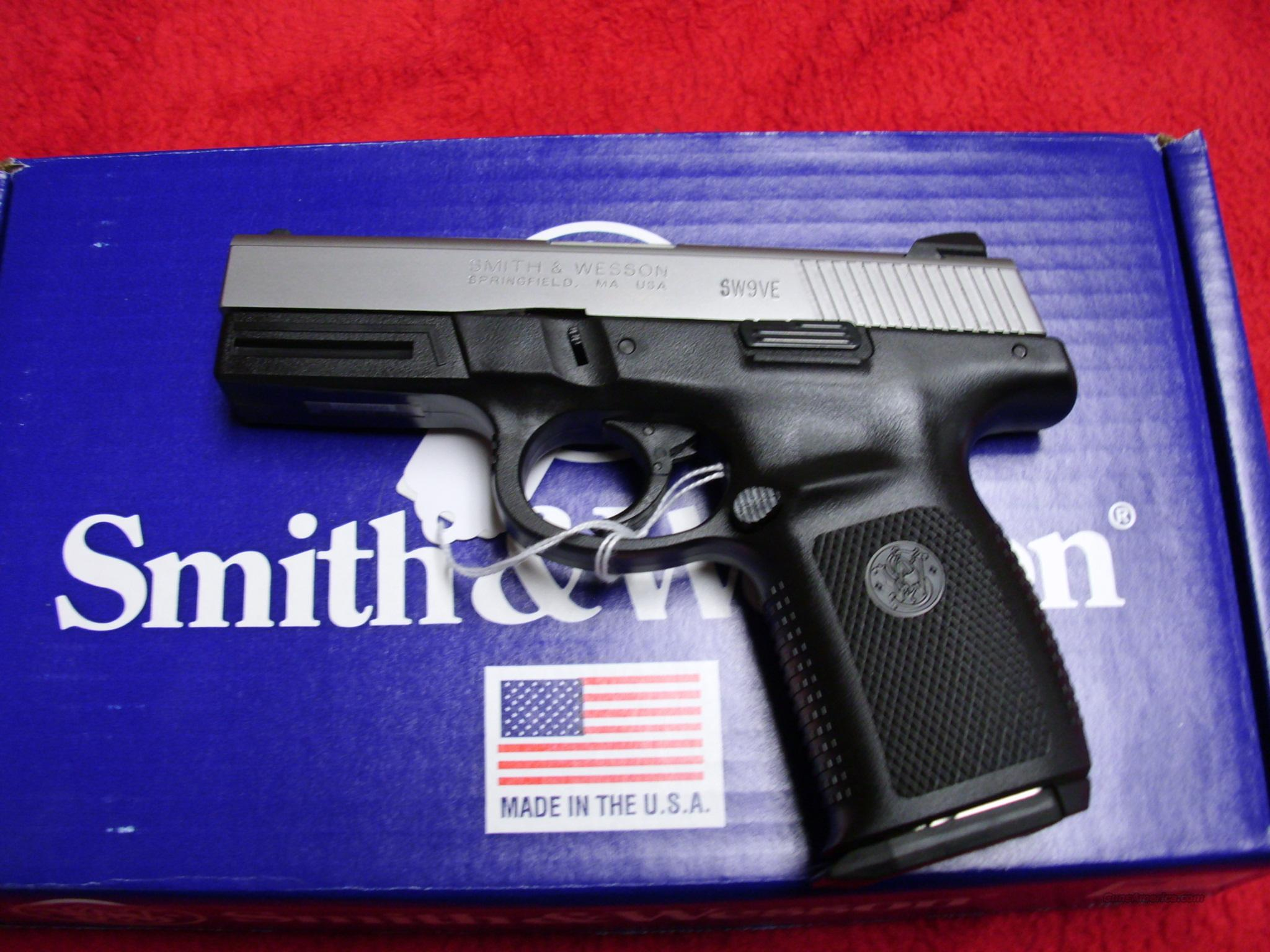 Smith & Wesson S&W SW9VE 9 mm NEW 9MM   Guns > Pistols > Smith & Wesson Pistols - Autos > Polymer Frame