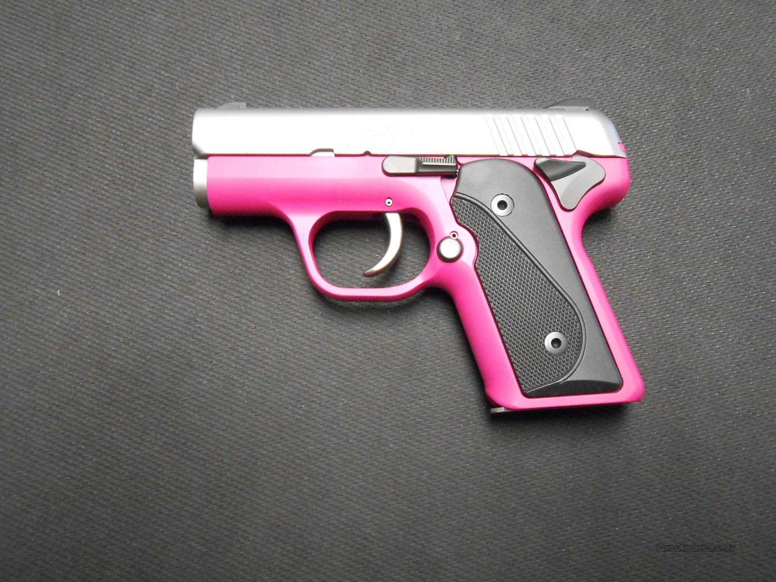 Kimber Solo Carry 9mm X-Werks Pink/Blk NIB!  Guns > Pistols > Kimber of America Pistols