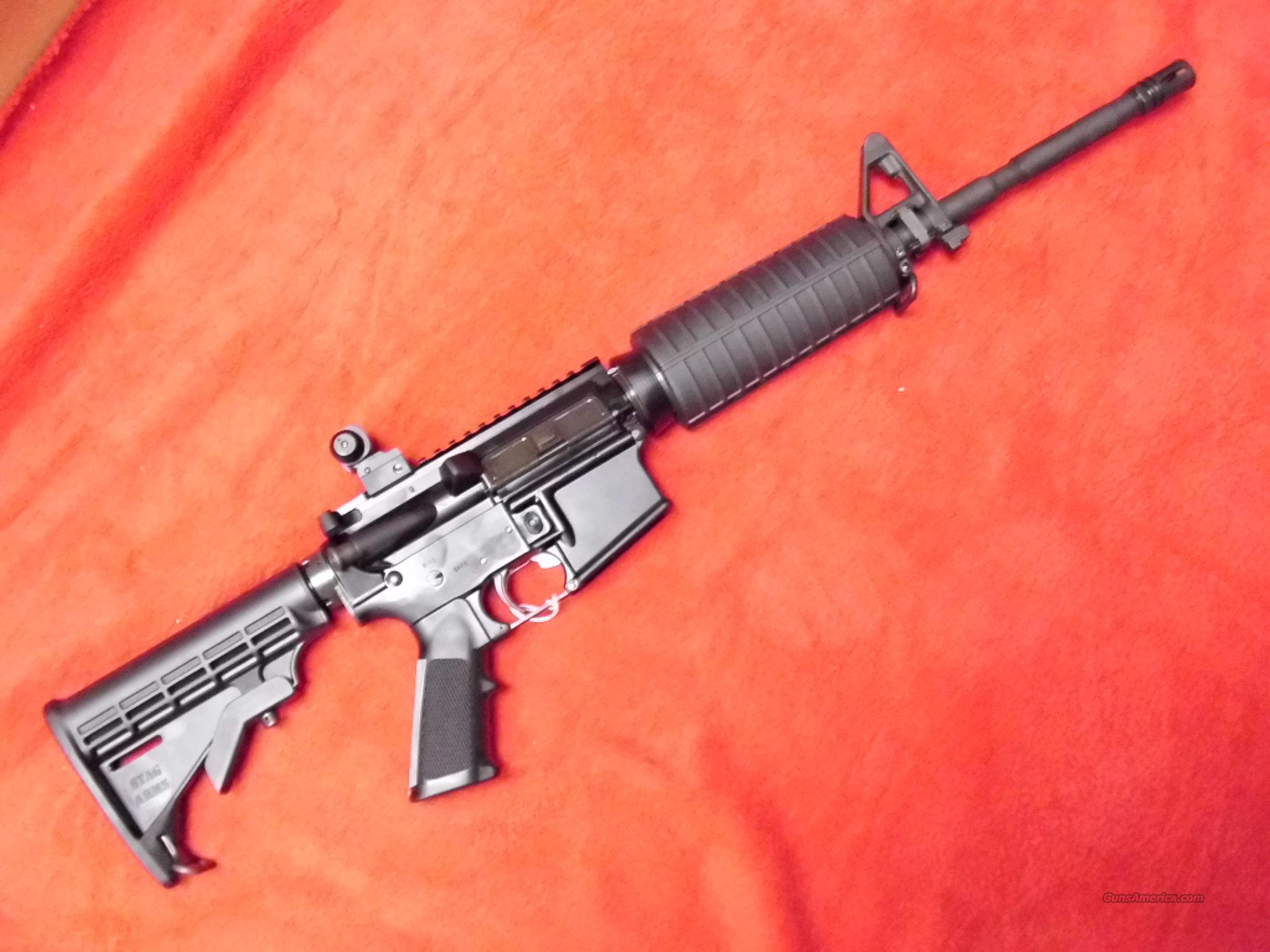 Stag Arms 2H AR 15 5.56 .223 NEW AR15 223   Guns > Rifles > Stag Arms > Complete Rifles