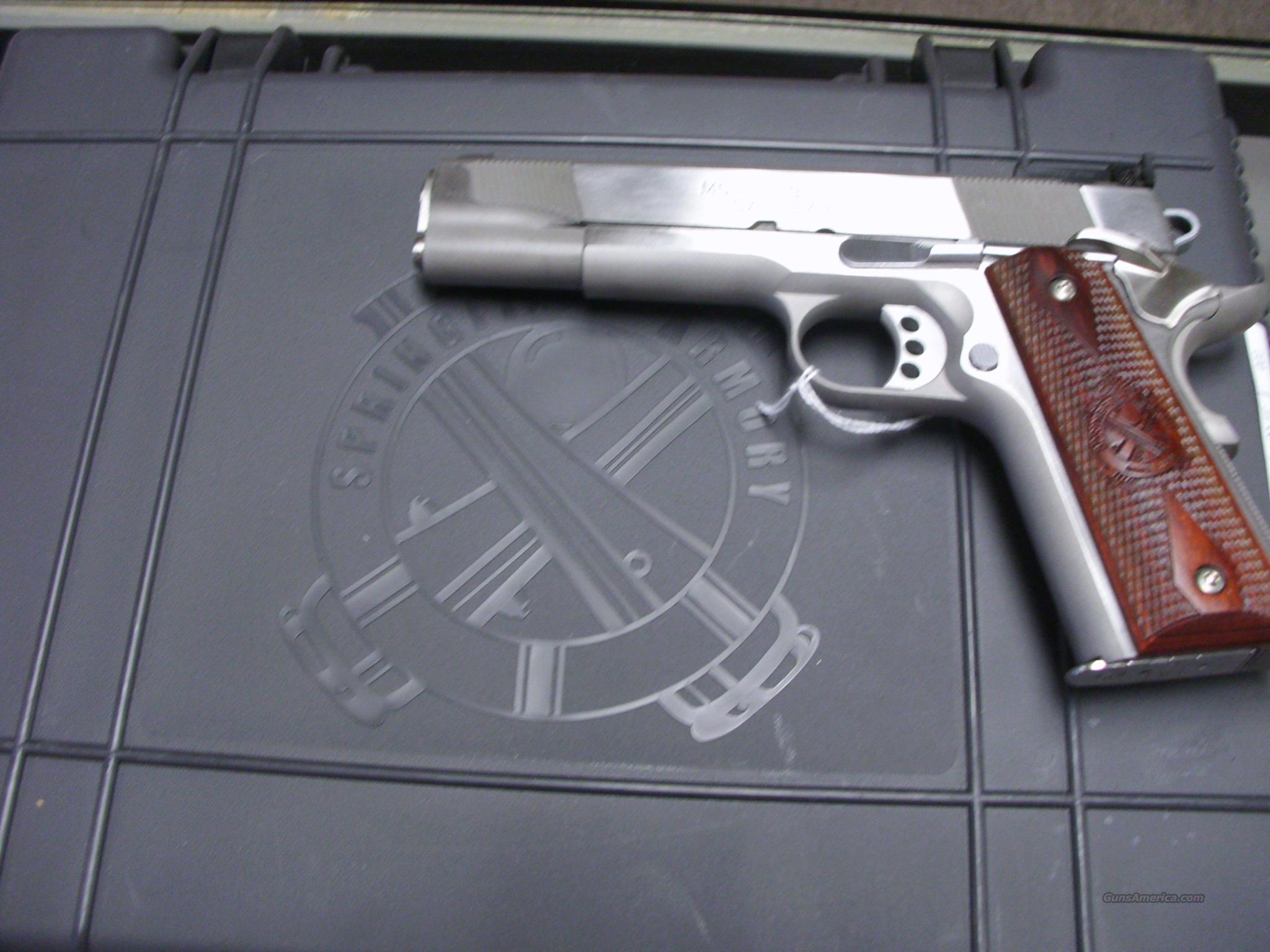 Springfield 1911-A1 PI9134LP 9MM New Target Sights   Guns > Pistols > Springfield Armory Pistols > 1911 Type