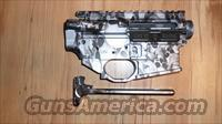 Black Rain SKULL LOWER  Guns > Rifles > AR-15 Rifles - Small Manufacturers > Lower Only