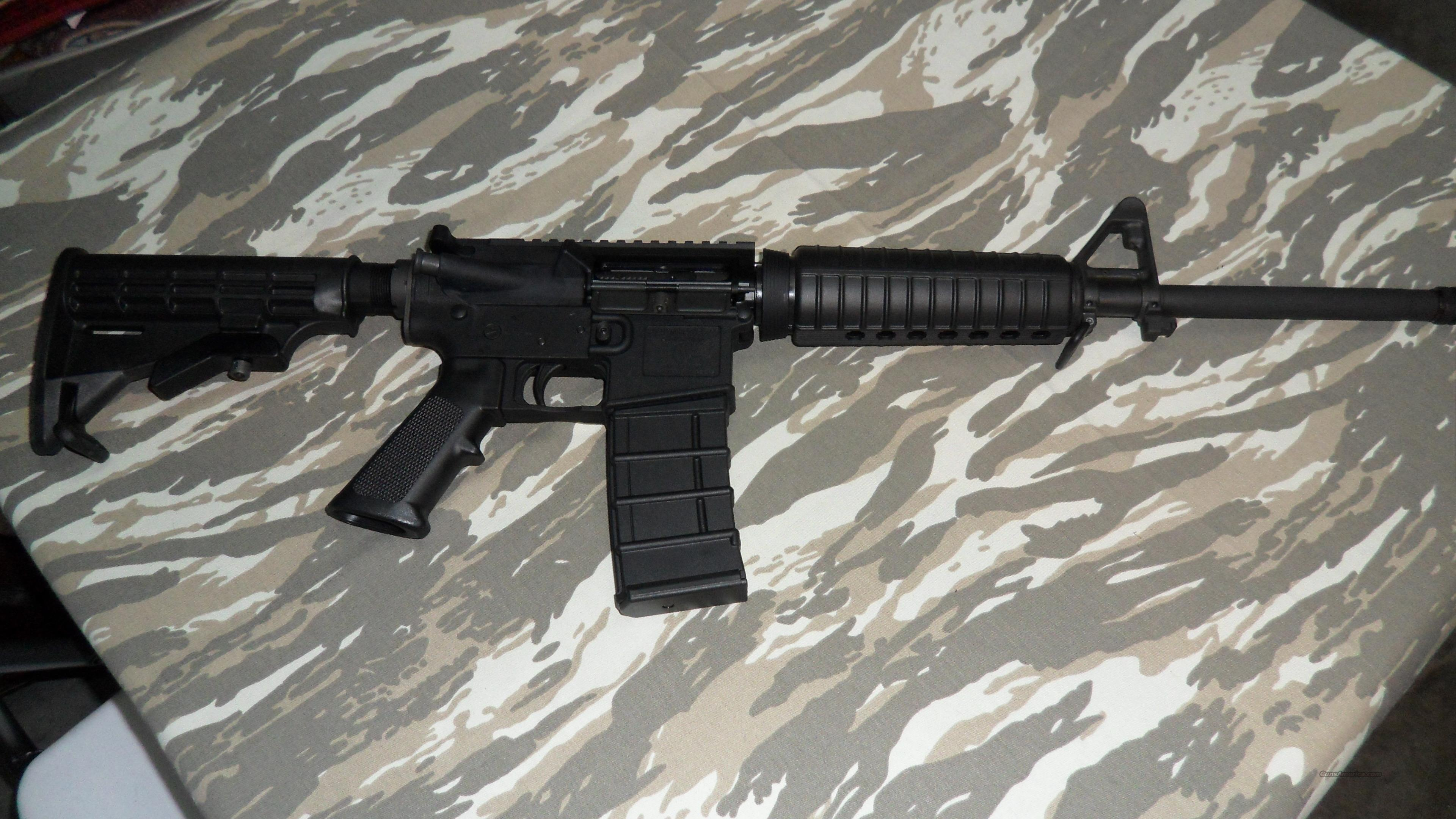 PCF LOWER FREE UPPER  Guns > Rifles > AR-15 Rifles - Small Manufacturers > Complete Rifle