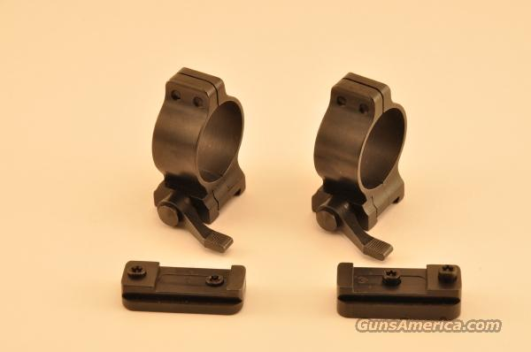"FS: Dave Talley quick detach 1"" rings w/Rem 700 bases  Non-Guns > Scopes/Mounts/Rings & Optics > Mounts > Traditional Weaver Style > Other"