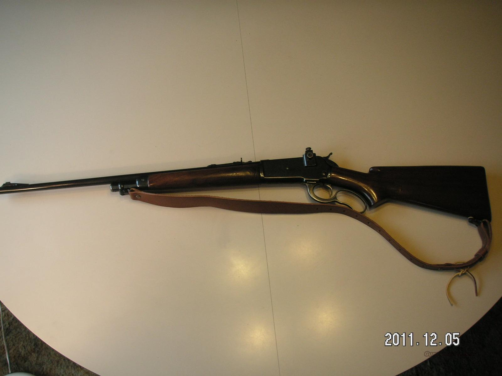 REDUCED  Winchester Model 71 348 lever  Guns > Rifles > Winchester Rifles - Modern Lever > Other Lever > Pre-64