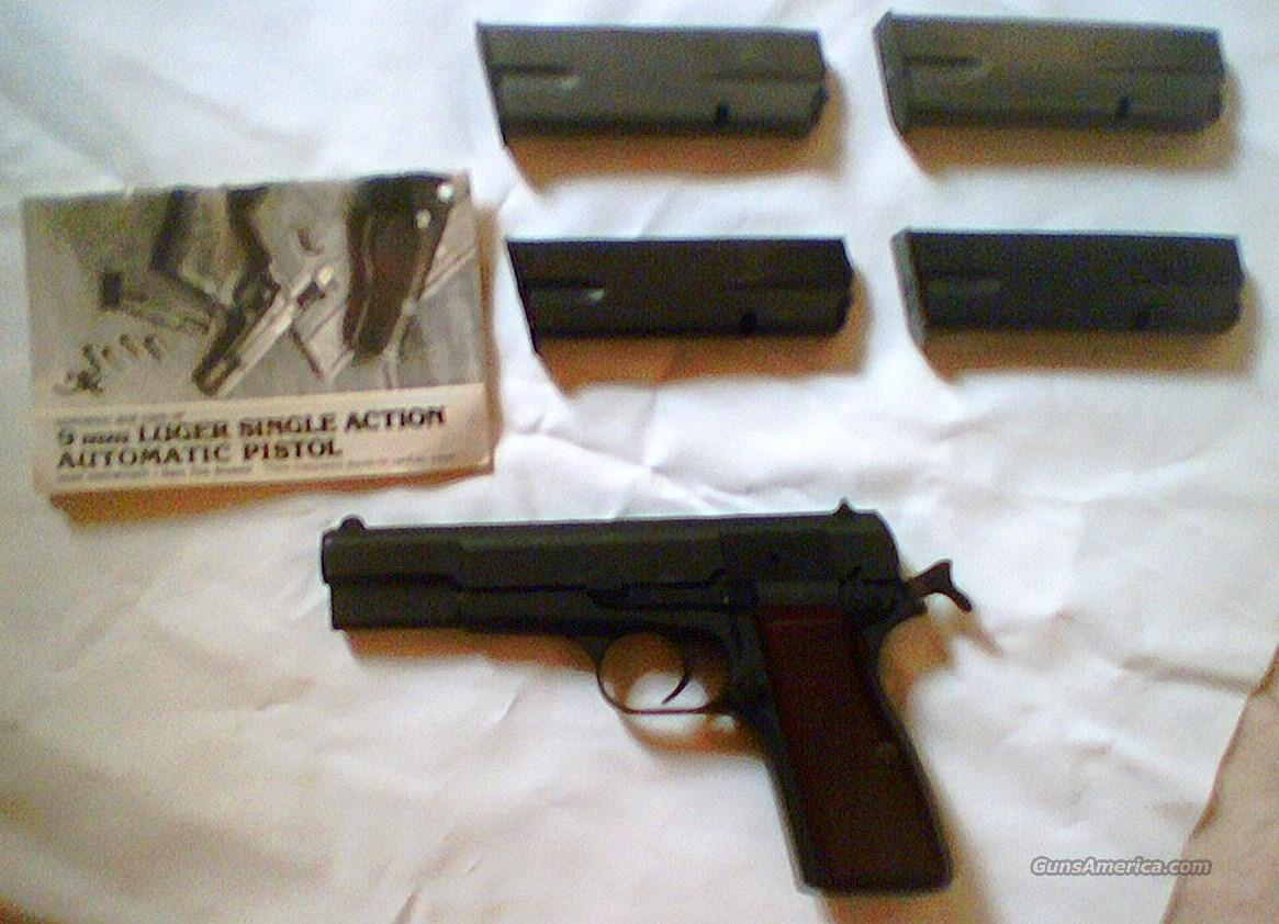 BROWNING HI-POWER 9mm  Guns > Pistols > Browning Pistols > Hi Power