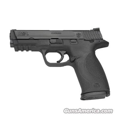 Smith & Wesson M&P40 Thumb Safety, 40 SW, NIB  Guns > Pistols > Smith & Wesson Pistols - Autos > Polymer Frame