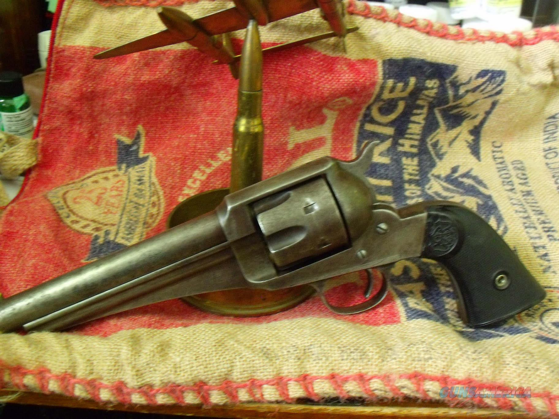 Remington Model 1875 Single Action Revolver  Guns > Pistols > Remington Pistols - Pre-1899