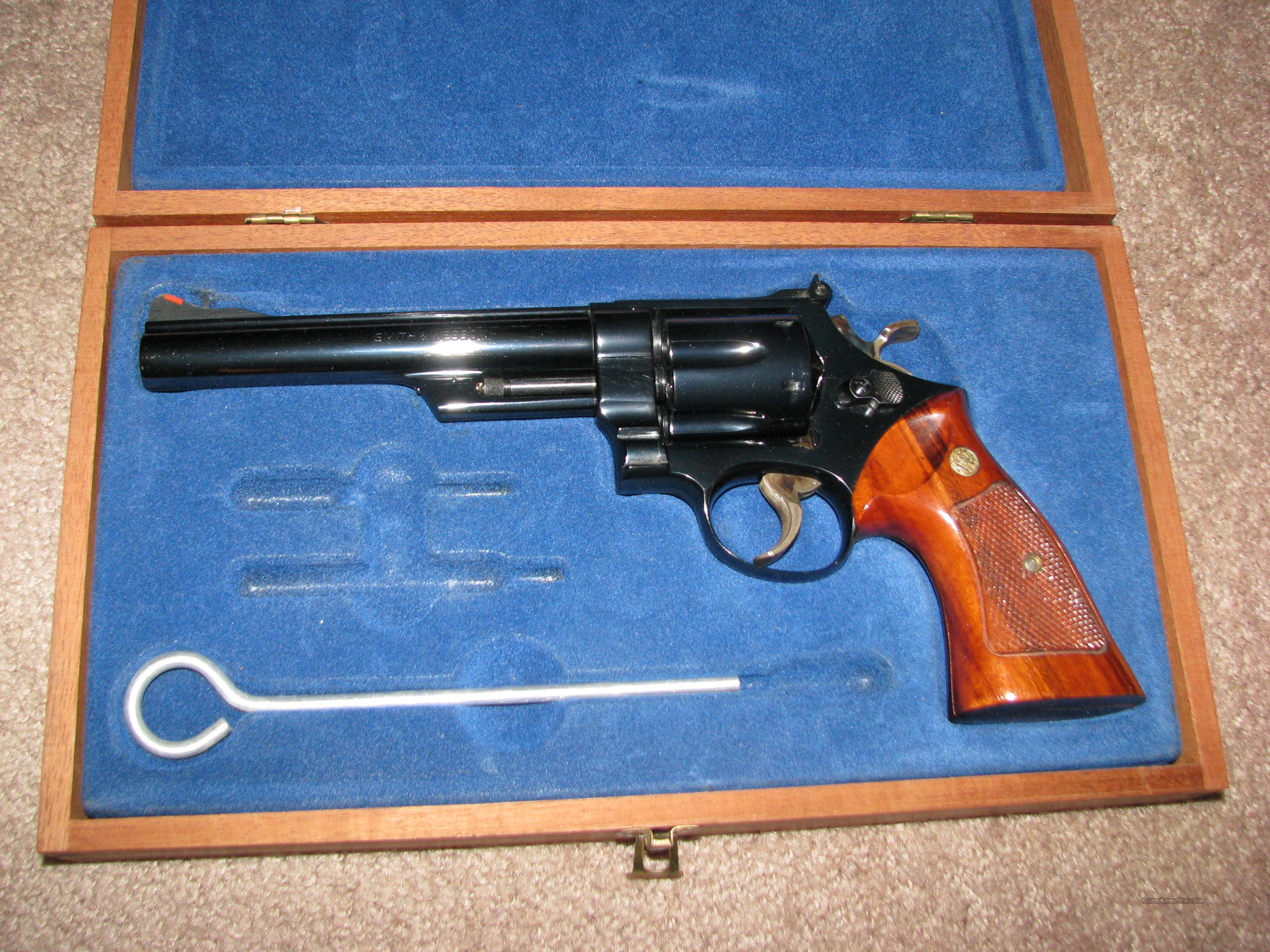 Smith and Wesson Model 29  Guns > Pistols > Smith & Wesson Revolvers > Full Frame Revolver