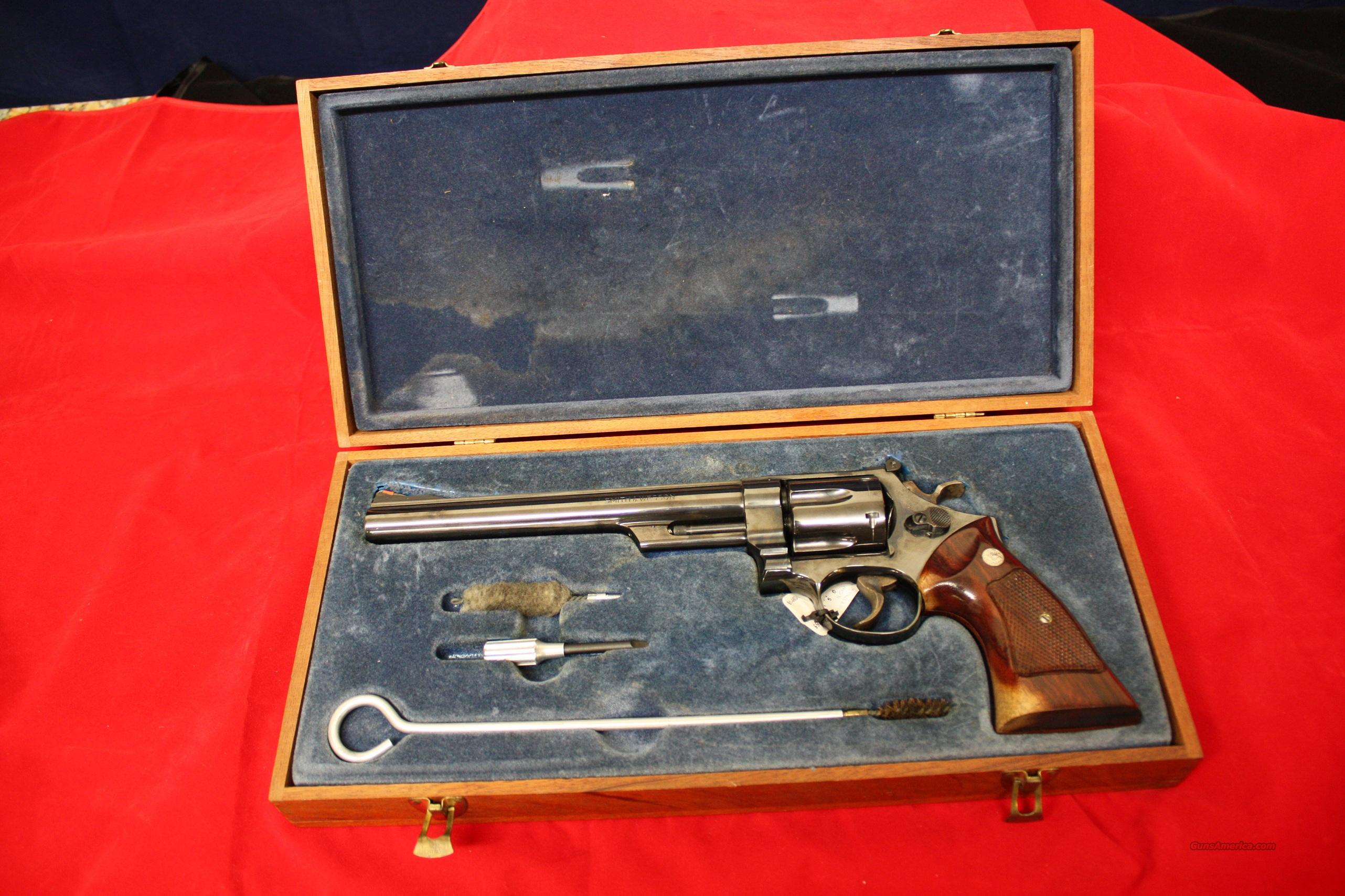 "Smith & Wesson .44 Revolver, 8 3/8"" barrel, Model 29-2  Guns > Pistols > Smith & Wesson Revolvers > Full Frame Revolver"