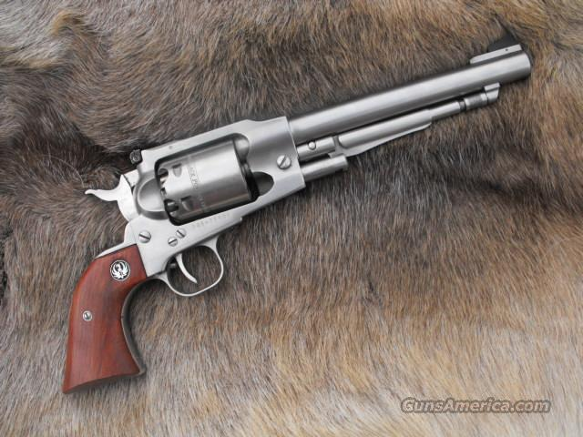"Strum Ruger Old Army .44 Cal Stainless Cap & Ball Revolver 7 1/2"" Barrel  Guns > Pistols > Ruger Cap & Ball Revolvers"