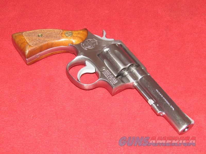 S&W 64-3 Revolver (.38 Special)  Guns > Pistols > Smith & Wesson Revolvers > Med. Frame ( K/L )
