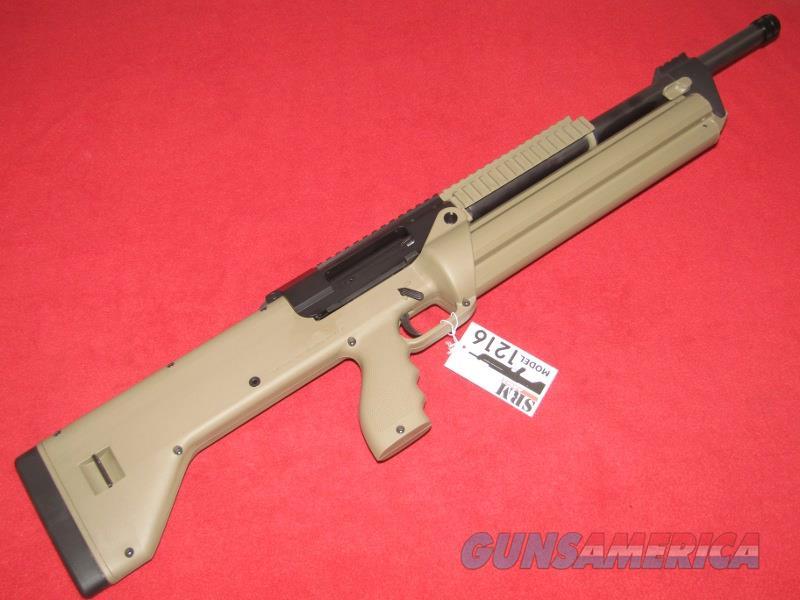 SRM 1216 Shotgun (12 Ga.)  Guns > Shotguns > SRM Arms > Model 1216
