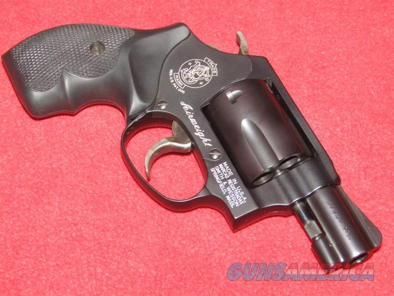 S&W 37-3 Revolver (.38 Special)  Guns > Pistols > Smith & Wesson Revolvers > Small Frame ( J )