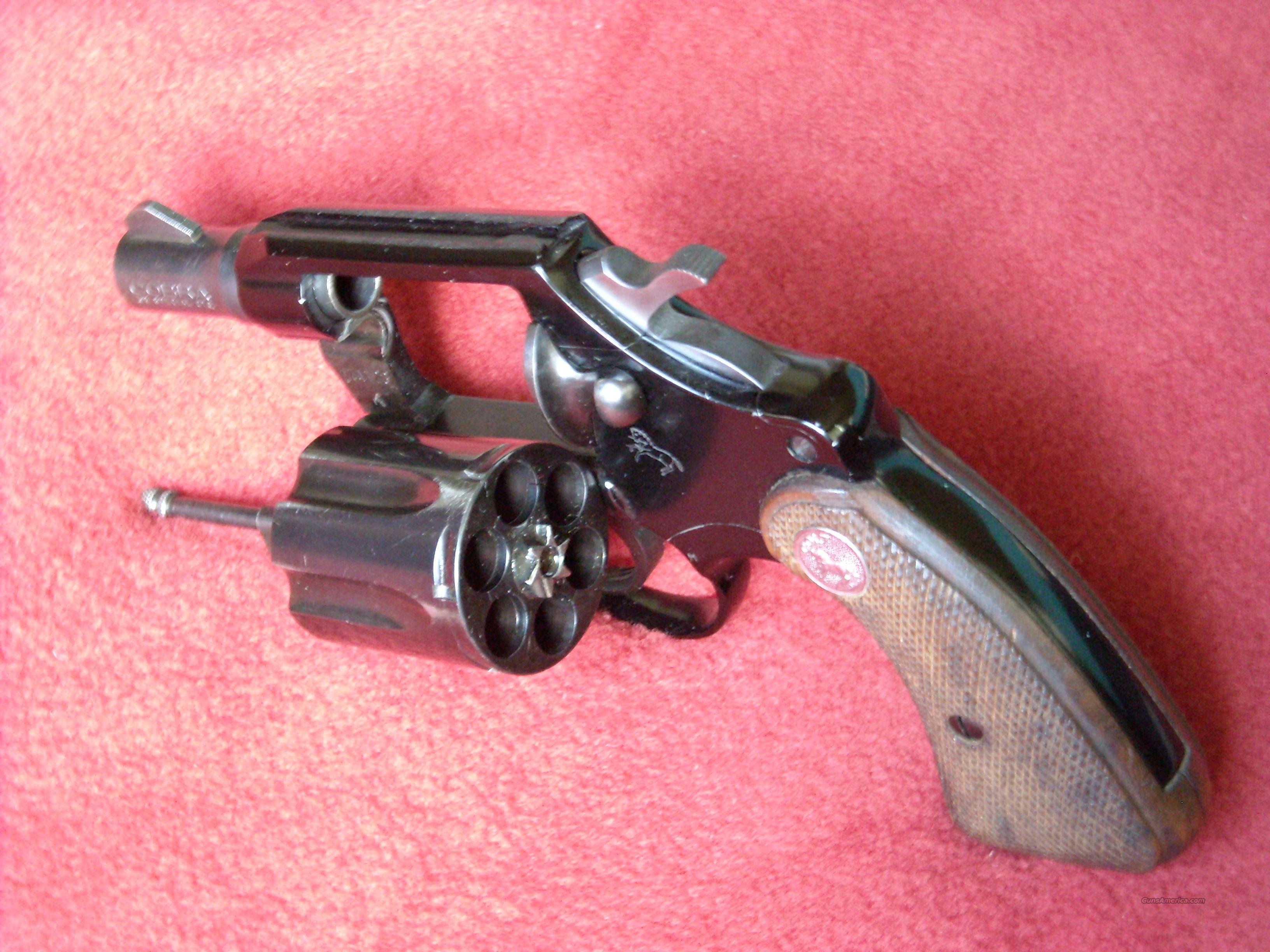 Colt Cobra Airweight .38 Special  Guns > Pistols > Colt Double Action Revolvers- Modern