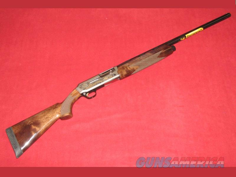 """Browning Gold """"70th Anniversary"""" Ducks Unlimited Shotgun (12 Ga.)  Guns > Shotguns > Browning Shotguns > Autoloaders > Hunting"""