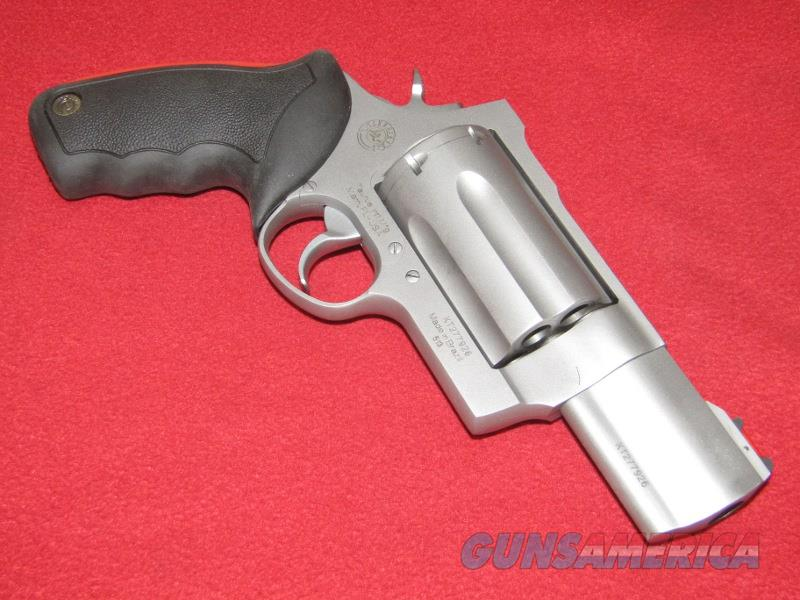 Taurus 513 Raging Judge Revolver (.454 Casull/ .45 Colt/ .410)  Guns > Pistols > Taurus Pistols > Revolvers