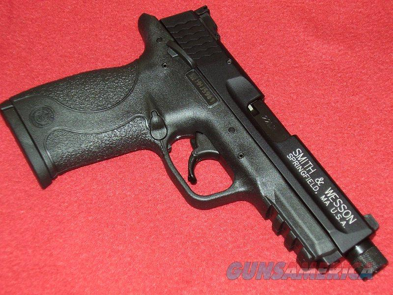 S&W M&P-22 Compact Pistol (.22 LR)  Guns > Pistols > Smith & Wesson Pistols - Autos > .22 Autos