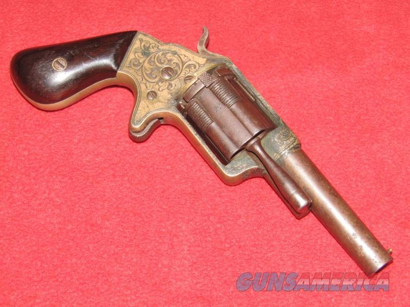 Brooklyn Arms Slocum Sliding Sleeve Revolver (.32 Rimfire)  Guns > Pistols > B Misc Pistols