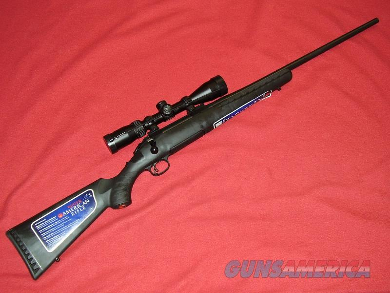 Ruger American Rifle (.30-06)  Guns > Rifles > Ruger Rifles > American