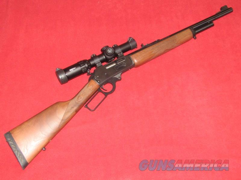 Marlin 1895G Rifle (.45-70)  Guns > Rifles > Marlin Rifles > Modern > Lever Action