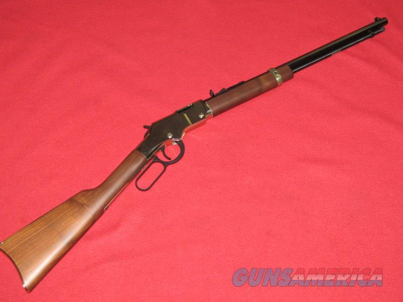 "Henry H004 ""Golden Boy"" Rifle (.22 S-L-LR)  Guns > Rifles > Henry Rifle Company"