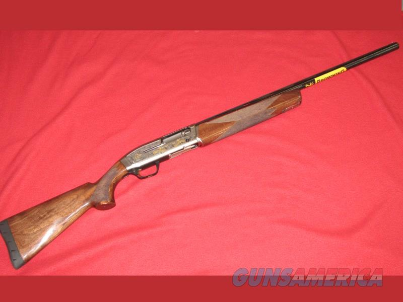 Browning Maxus Duck Unlimited 75th Anniversary Shotgun (12 Ga.)  Guns > Shotguns > Browning Shotguns > Autoloaders > Hunting