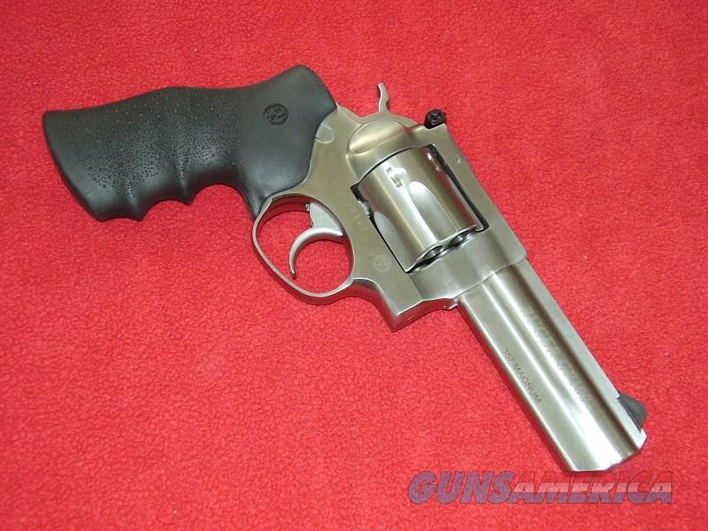 Ruger GP 100 Revolver (.357 Mag.)  Guns > Pistols > Ruger Double Action Revolver > GP100
