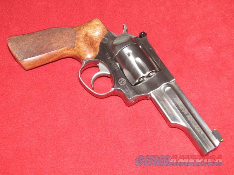 Ruger GP100 Match Champion Revolver (.357 Mag.)  Guns > Pistols > Ruger Double Action Revolver > GP100