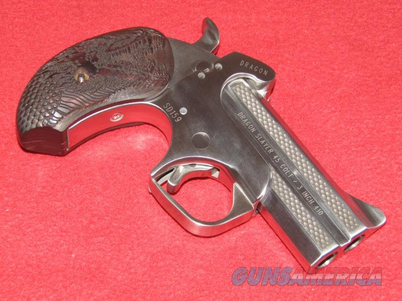 Bond Arms Dragon Slayer Talo Derringer (.45 Colt / .410)  Guns > Pistols > Bond Derringers
