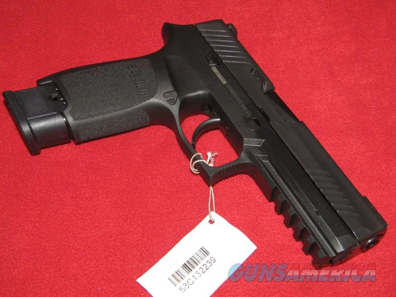 Sig-Sauer P320 TacOps Pistol (9mm)  Guns > Pistols > Sig - Sauer/Sigarms Pistols > P320