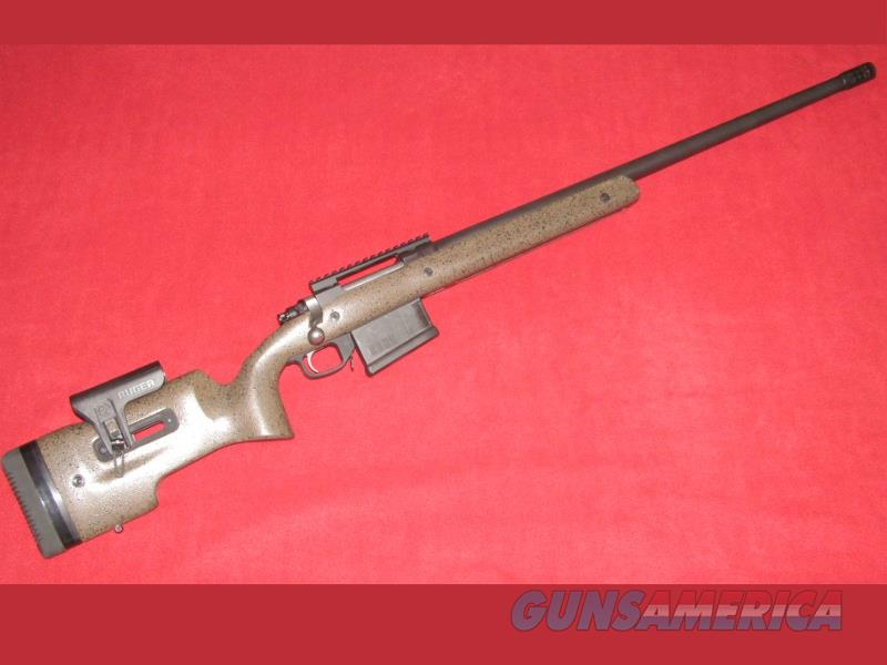 Ruger M77 Long Range Target Rifle (.300 Win. Mag.)  Guns > Rifles > Ruger Rifles > Model 77